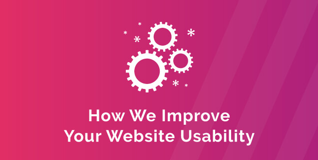 How We Improve Your Website's Usability